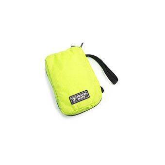 GJP กระเป๋าใส่อุปกรณ์อาบน้ำ เครื่องสำอางค์ อเนกประสงค์ (Green)