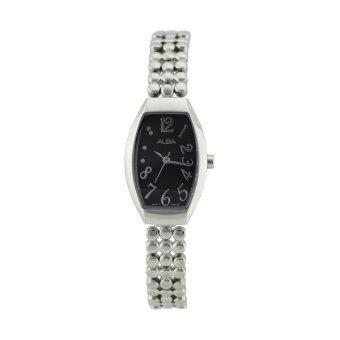 ALBA นาฬิกา AH8257X Black