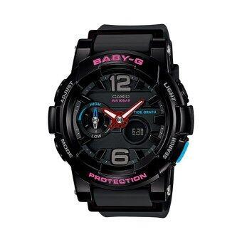 Casio BABY-G G-LIDE รุ่น BGA-180-1B - Black