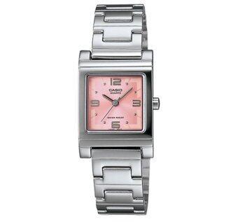 Casio Standard นาฬิกาข้อมือ รุ่น LTP-1237D-4ADF - Pink