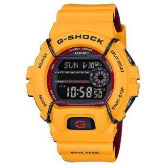 Casio G-Shock นาฬิกาข้อมือผู้ชาย สายเรซิ่น รุ่น GLS-6900-9 image