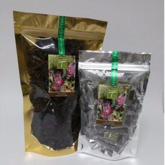 DAZZLING-T ชาสมุนไพร กระเจี๊ยบ (Roselle Herbal Tea) Pack of 2