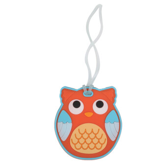 Owl Travel Luggage Baggage Tags Name Bag Card Holder Bag Suitcase Labels
