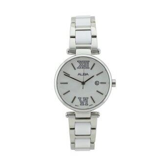 ALBA นาฬิกา AH7H17X siliver