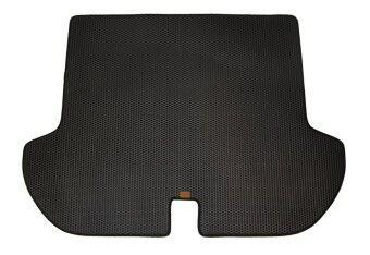 Blackhole Carmat พรมรถยนต์เข้ารูป 2 ชั้น Subaru OUTBACK ปี 2013-ปัจจุบัน - BLACK Trunk รุ่น JSBOUXB-T