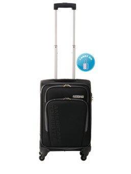 American Tourister กระเป๋าเดินทาง รุ่น FEATHERLITE II ขนาด 24 นิ้ว EXP - สีดำ