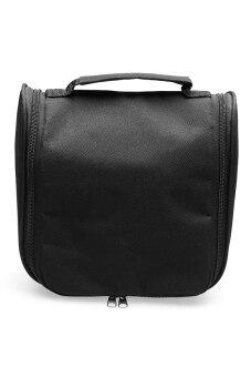 DM กระเป๋าใส่อุปกรณ์อาบน้ำ (สีดำ)