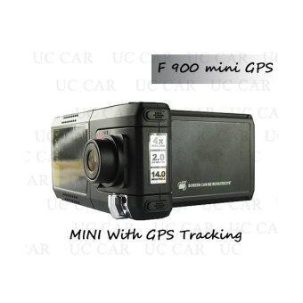 กล้องติดรถยนต์ Mini F900 GPS