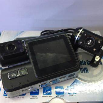 กล้องติดรถยนต์ Dual Lens Camcorder
