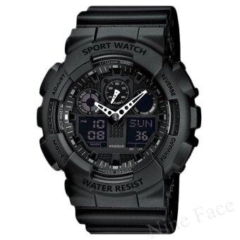Sevenlight S SPORT นาฬิกาข้อมือ - GP9210 (Pure Black)