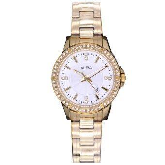 Alba นาฬิกาข้อมือ รุ่น AH7968X1-GOLD