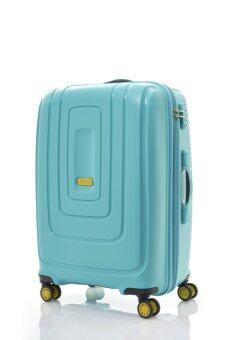 AMERICAN TOURISTER กระเป๋าเดินทาง รุ่น LIGHTRAX SPINNER 55/20 TSA สี TURQUOISE