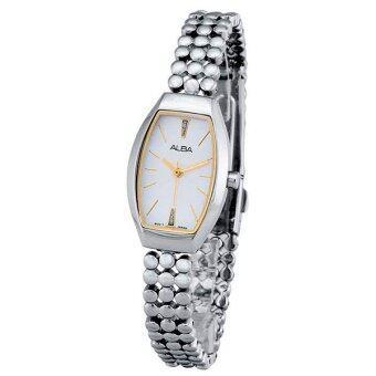Alba นาฬิกาข้อมือสุภาพสตรี สายสแตนเลส รุ่น