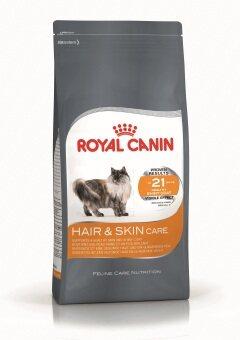 Royal Canin Hair and Skin รอรัลคานิน แฮร์แอนด์สกิน 2 กิโลกรัม