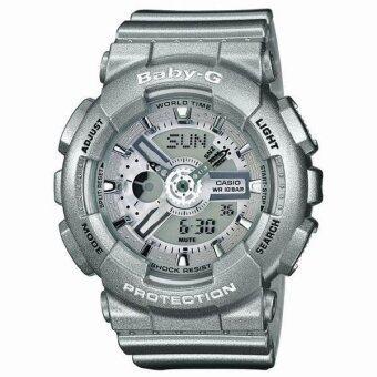 Casio - Baby-G นาฬิกาข้อมือ รุ่น BA-110-8