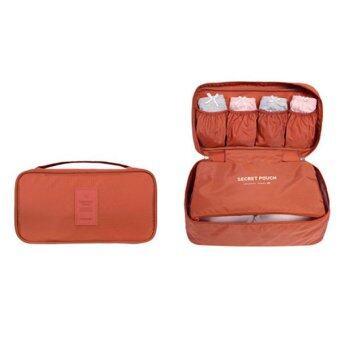 H.O.P. กระเป๋าใส่ชั้นใน ( Orange )