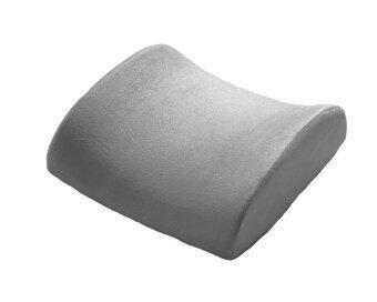 9sabuy หมอนรองหลังเพื่อสุขภาพ Memory foam รุ่น CSM002 - สีเทา