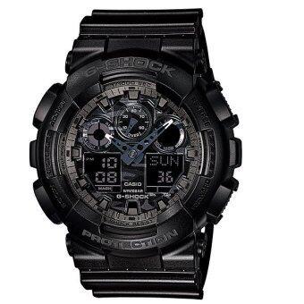 Casio G-Shock GA-100CF-1 สีดำ