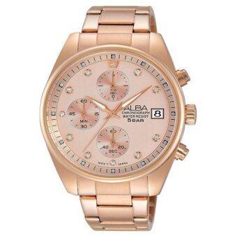 ALBA Chronograph นาฬิกาข้อมือผู้หญิง สี