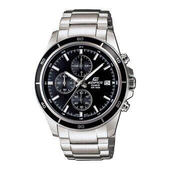 Casio Edifice นาฬิกาข้อมือ รุ่น EFR-526D-1A (Black) image