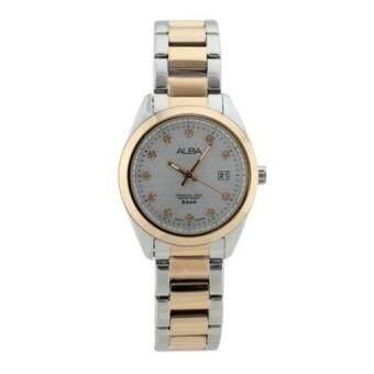 ALBA นาฬิกา AH7G20X White