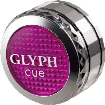 CARALL น้ำหอมเสียบช่องแอร์ CUE GLYPH กลิ่น Pinky Musk #1719 - 2.4g - Pink (2 ชิ้น)