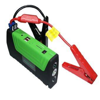 Jump Starter Power Bank 55000 mAh12-19 V รุ่น TM-15B- Green/Black