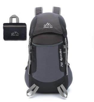 Folding Bag Ultra Light Skin Bag Travel Backpack Outdoor Backpack Mountaineering Bag Waterproof Outdoor Backpack - intl