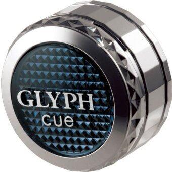CARALL น้ำหอมเสียบช่องแอร์ CUE GLYPH กลิ่น Shower Rich #1721 - 2.4g - Black (2 ชิ้น)