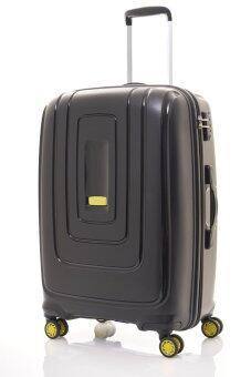 AMERICAN TOURISTER กระเป๋าเดินทาง รุ่น LIGHTRAX SPINNER 69/25 TSA สี BLACK