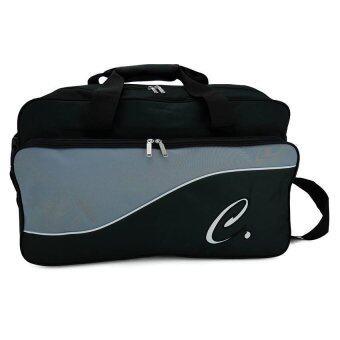 Concept กระเป๋าเดินทาง 24 นิ้ว รุ่น Shape 48824 (Black Grey)