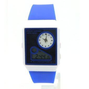 Zilin Watch นาฬิกาข้อมือผู้หญิงและเด็ก สายยาง