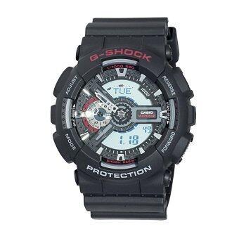 Casio G-Shock นาฬิกาข้อมือ - รุ่น GA-110-1A