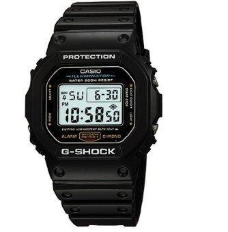 Casio นาฬิกาข้อมือ G-Shock DW-5600E-1 (สีดำ)