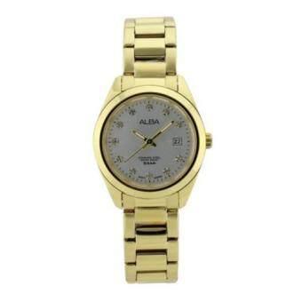 ALBA นาฬิกา AH7G18X White