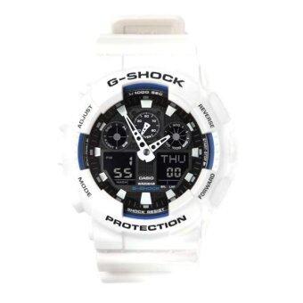 Casio G-SHOCK นาฬิกาข้อมือ รุ่น GA-100B-7ADR