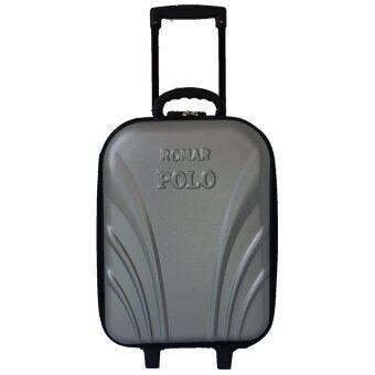 Romar Polo กระเป๋าเดินทาง 18 นิ้ว FB Code 3381-1 (Grey)