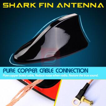 Speed Studio เสาอากาศวิทยุ ครีบฉลาม antenna ( สีดำ )