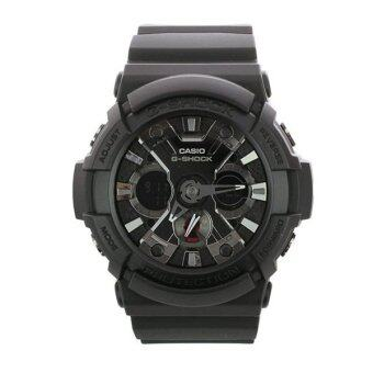 Casio G-Shock GA-201 ที่ 1 สีดำ