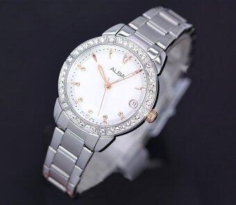 ALBA นาฬิกาข้อมือผู้หญิง รุ่น AG8495X1