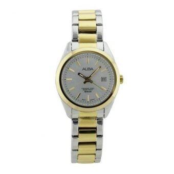 ALBA นาฬิกา AH7G22X Silver