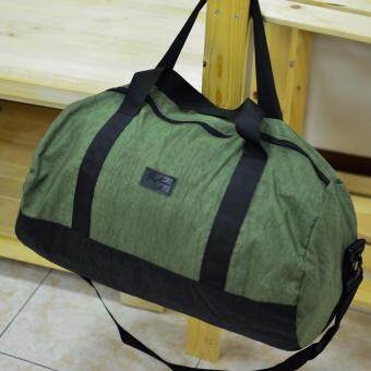 Mileskeeper - duffel bag kipling fabric ผ้าคิปลิ้ง