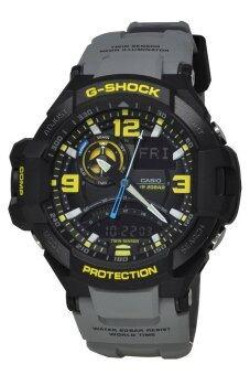 Casio G-Shock Men's Black Resin Band Watch GA-1000-8A