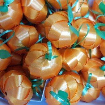 เหรียญโปรยทาน ลายผลส้ม จำนวน 50 เหรียญ (image 1)