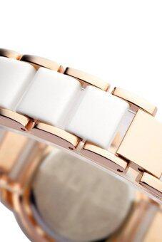 360DSC Kimio K455L ควอทซ์สร้อยข้อมือนาฬิกาข้อมือแฟชั่นหรูหราทั้งหลาย