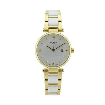 ALBA นาฬิกา AH7H10X Silver
