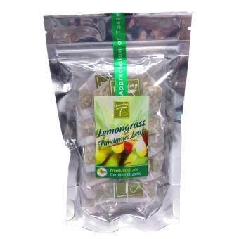 ชาสมุนไพร ตะไคร้ ใบเตย (Lemongrass Pandan Leaf Herbal Tea) Pack of 2