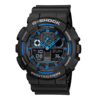 Casio G-Shock GA-100-1A2 สีดำ