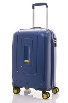 AMERICAN TOURISTER กระเป๋าเดินทาง รุ่น LIGHTRAX SPINNER 69/25 TSA สี MARINE BLUE