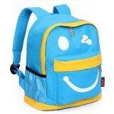 Hot Cute Cartoon Canvas Kids School Bag Backpack Boys and Girls Student Bag Brown U144 - intl (image 3)